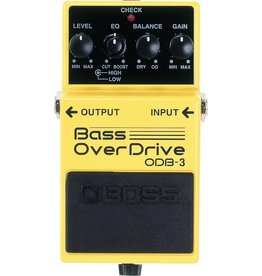 Boss - ODB-3 Bass Overdrive Pedal