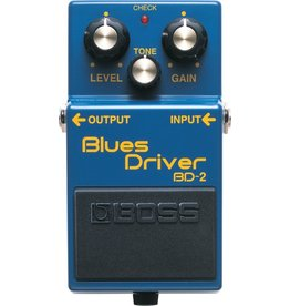Boss - BD-2 Overdrive Pedal