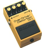Boss - OS-2 Overdrive/Distortion Pedal