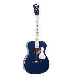 Recording King - ROC-9-MBL Century33 Ltd Edition Guitar, Wabash Blue