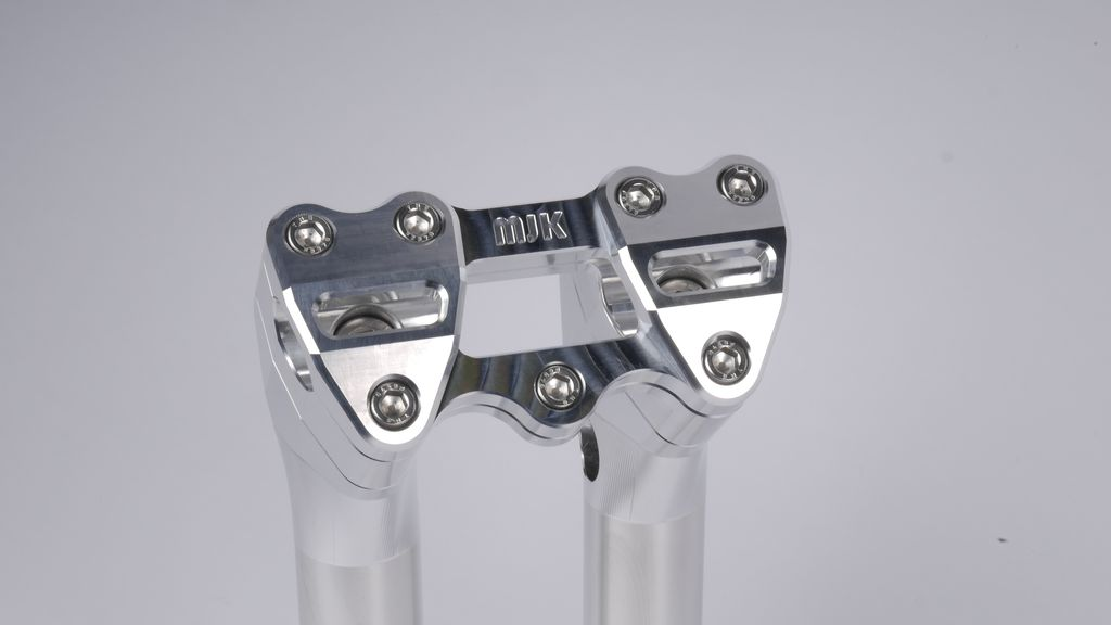 MJK Original Parts Pull Back Handle Bar Risers (Approx $599.95USD)