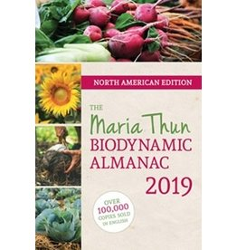 Floris Books The North American Maria Thun Biodynamic Calendar 2019
