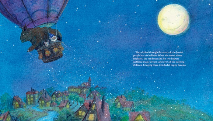 Floris Books Goodnight Sandman