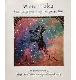 Story Arts Publications Winter Tales: a collection of seasonal stories for young children