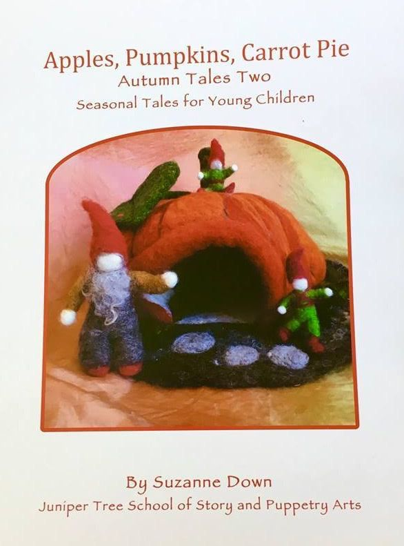 Story Arts Publications Autumn Tales: A seasonal collection of poems and stories for early childhood teachers and parents