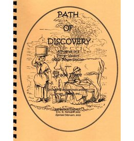 Eric K. Fairman A Path of Discovery – Grade 3:  A Program of a Waldorf Grade School Teacher