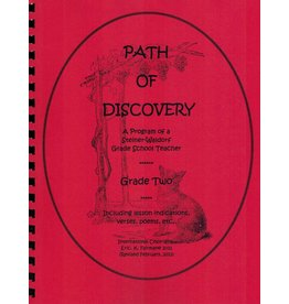 Eric K. Fairman A Path of Discovery – Grade 2:  A Program of a Waldorf Grade School Teacher