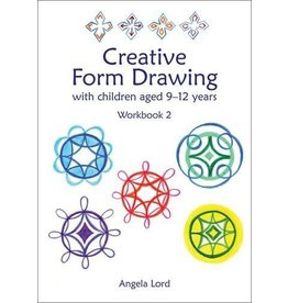 Hawthorn Press Creative Form Drawing with Children Aged 9-12 Workbook 2