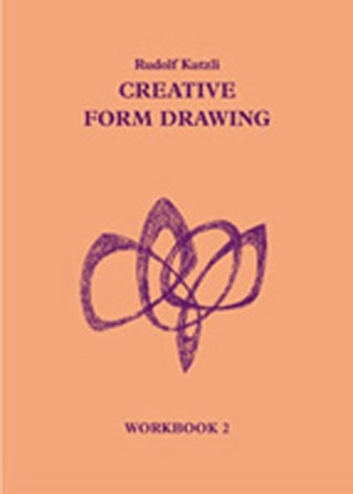 Hawthorn Press Creative Form Drawing: Workbook 2
