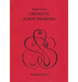 Hawthorn Press Creative Form Drawing: Workbook 3