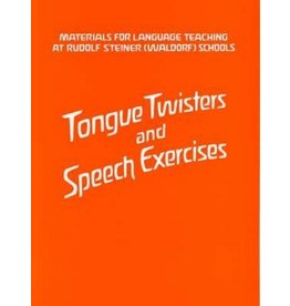 Independently Published Tongue Twisters and Speech Exercises