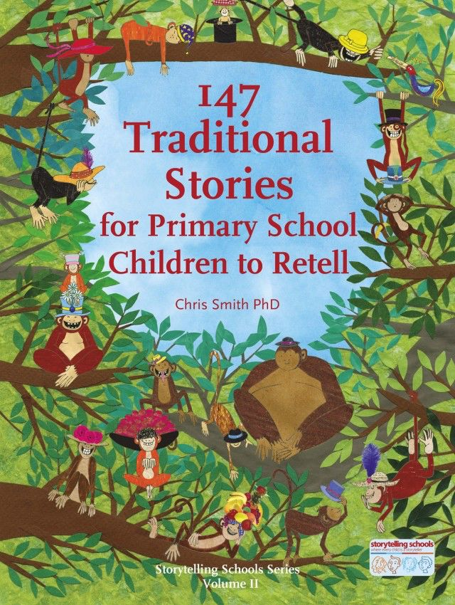 Hawthorne Press 147 Traditional Stories: For Primary School Children To Retell