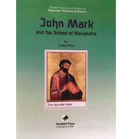 Songbird Press John Mark and the School of Alexandria