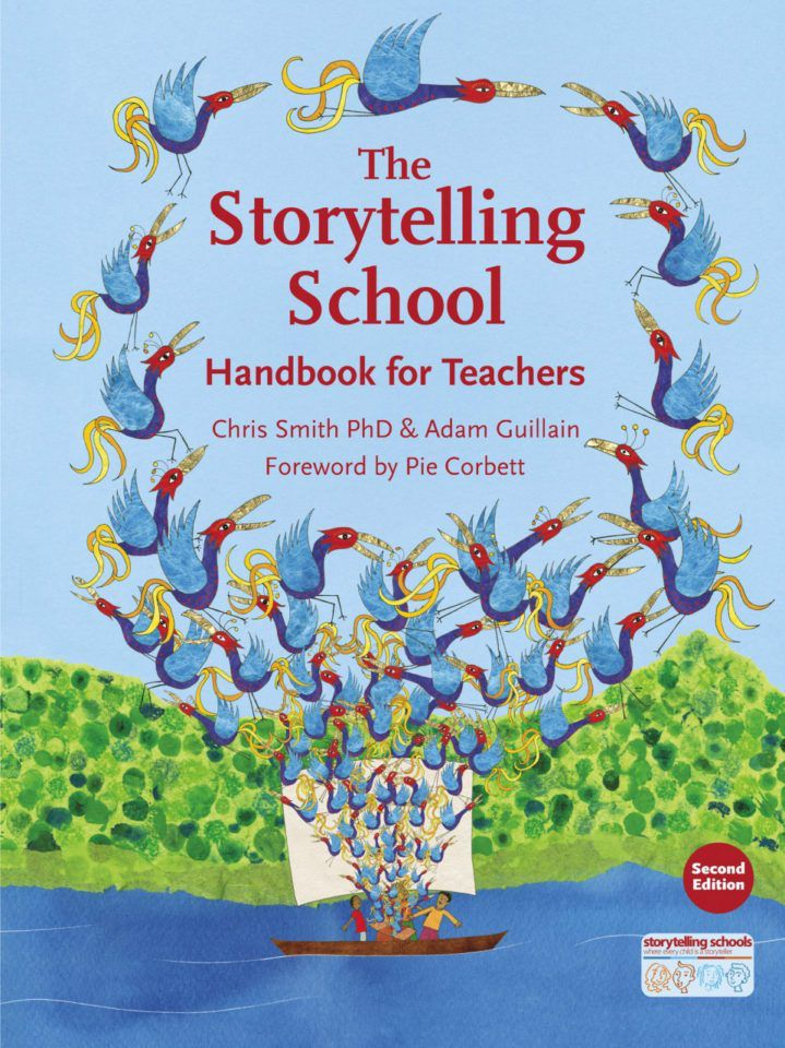 Hawthorne Press The Storytelling School: Handbook For Teachers