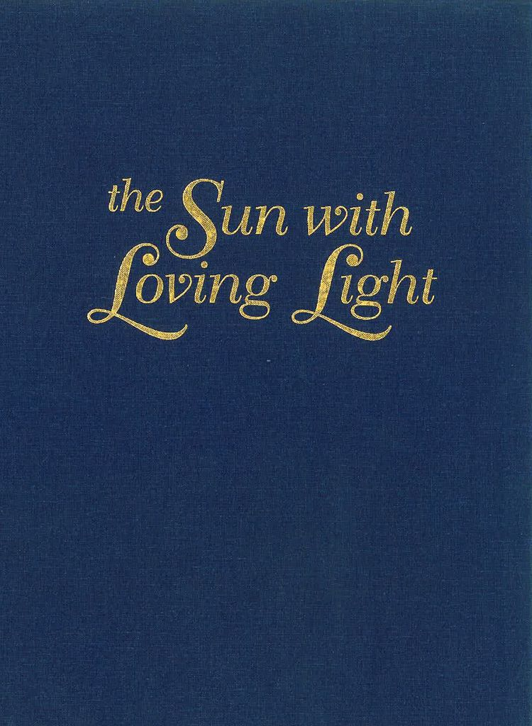 Waldorf Publications Sun with Loving Light