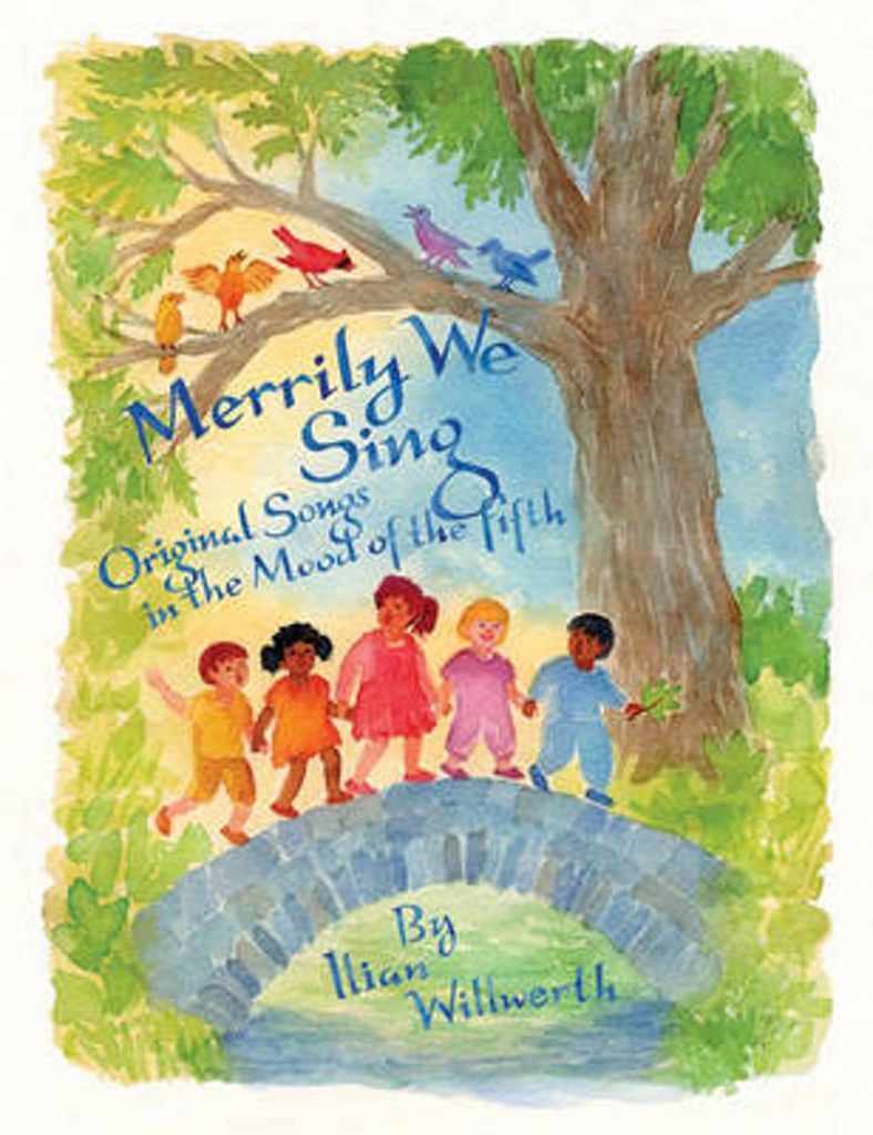 WECAN Press Merrily We Sing