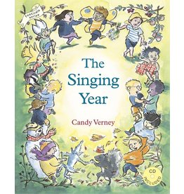 Hawthorn Press The Singing Year: Songbook And Cd For Singing With Young Children
