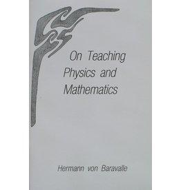 Mercury Press On Teaching Physics and Mathematics