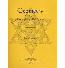 Waldorf Publications Geometry for The Waldorf High School