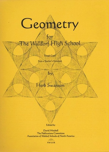 Waldorf Publications Geometry for The Waldorf High School