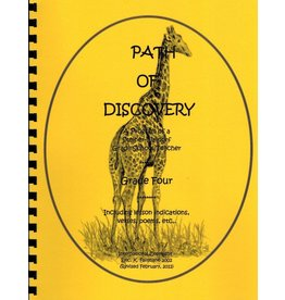Eric K. Fairman A Path of Discovery – Grade 4:  A Program of a Waldorf Grade School Teacher