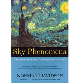 Lindisfarne Books Sky Phenomena: A Guide To Naked-Eye Observation Of The Stars