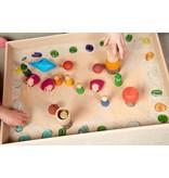 Wood Natural Free Play Box (45x65x7)