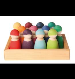 Grimm's 12 Rainbow Friends