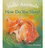 Floris Books Hello Animals, How Do You Sleep?
