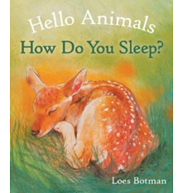 Floris Books Hello Animals, How Do You Sleep?