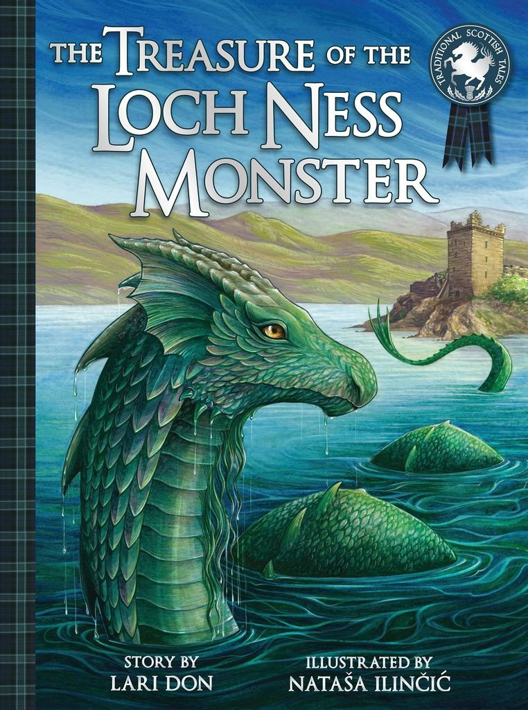 Kelpies The Treasure of the Loch Ness Monster