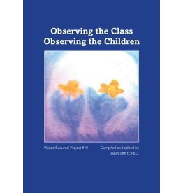 Waldorf Publications Observing the Class Observing the Children – Waldorf Journal #18