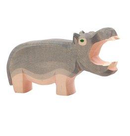 Ostheimer Hippopotamus open mouth
