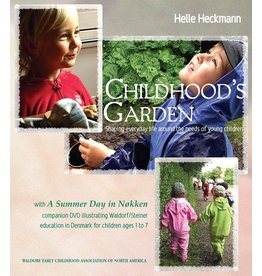 WECAN Press Childhood's Garden (Book and DVD set)