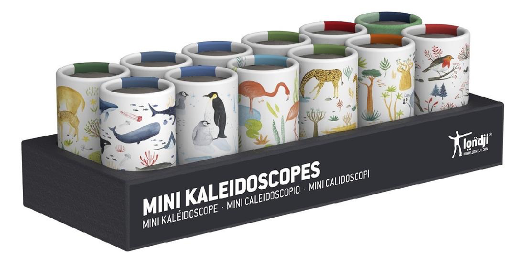 Londji Mini Kaleidoscope - Wildlife