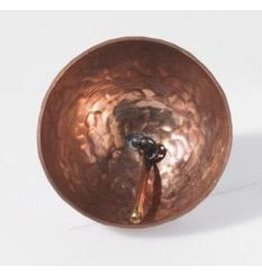 Mercurius Bell copper diam approx. 62mm