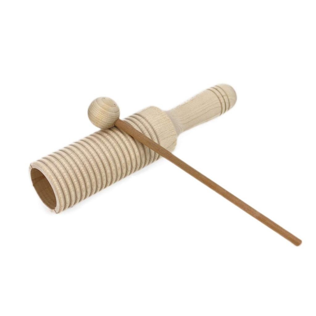 Camden Rose Maple Tone Block with Chery Wood Mallet