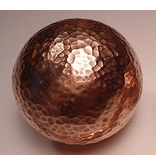 Mercurius Eurythmie copper ball diam approx. 62mm