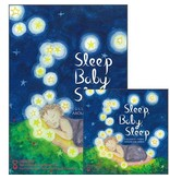 IASWECE Sleep Baby Sleep: Lullabies from Around the World - Book and CD Set
