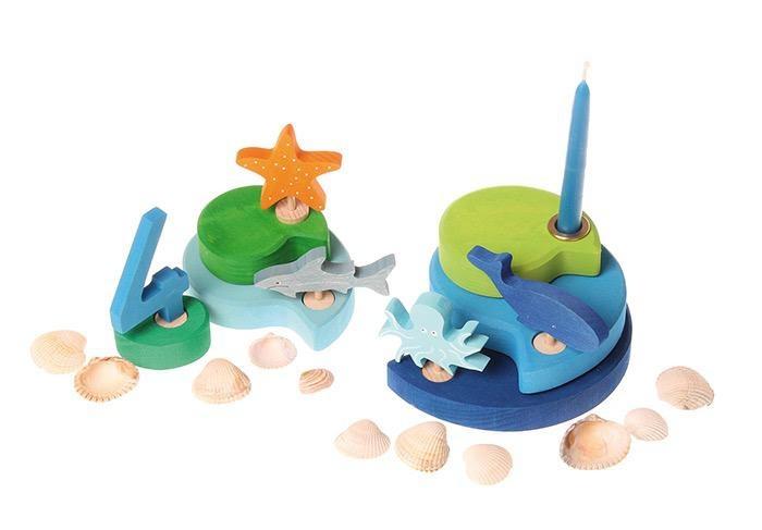 Grimm's Deco Whale