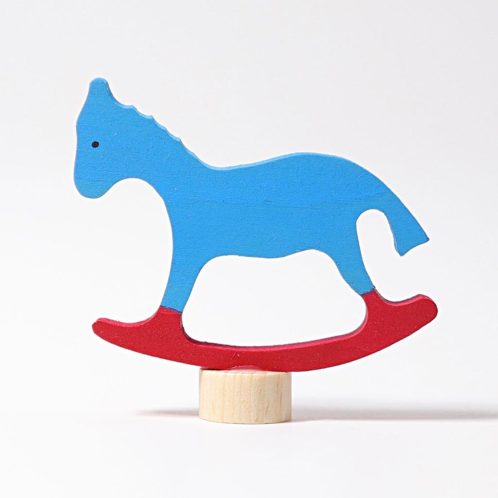 Grimm's Deco Rocking Horse