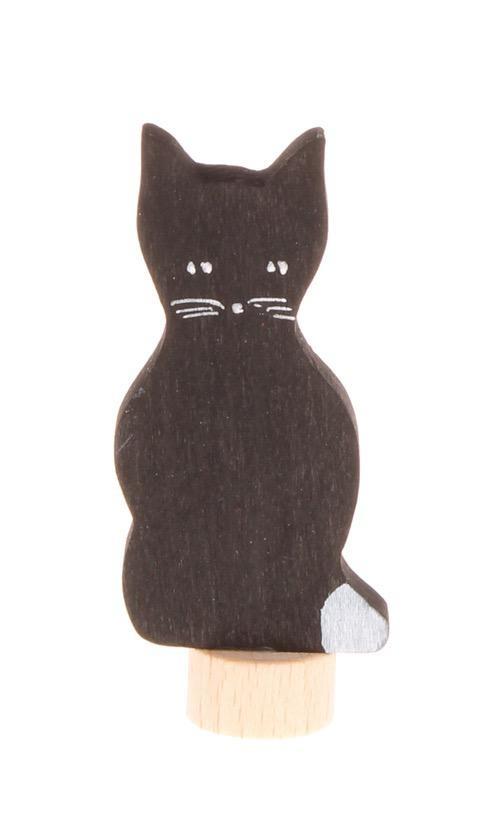 Grimm's Deco Cat, Black
