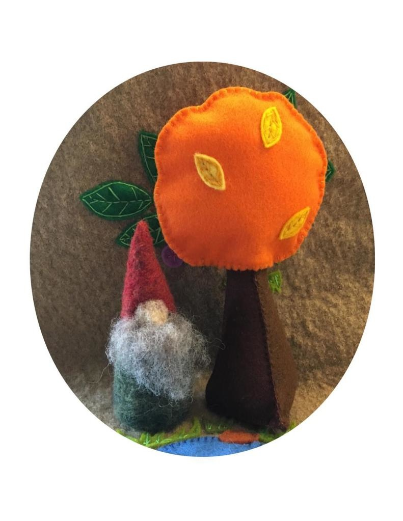 Mario Mancuso Gnome & Gnome Needle Felting Workshop - Nov 2