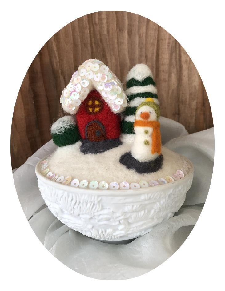 Yelena Poghosyan Woolly Wonderland Workshop - Nov 27th & Dec 4th