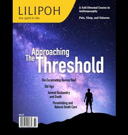 Lilipoh Publishing Lilipoh Fall 2018 - Approaching The Threshold