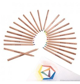 Stockmar Stockmar Coloured Pencils Triangular
