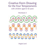 Hawthorn Press Creative Form Drawing for the Four Temperaments, With Children Aged 6–12