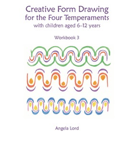 Hawthorne Press Creative Form Drawing for the Four Temperaments, With Children Aged 6–12