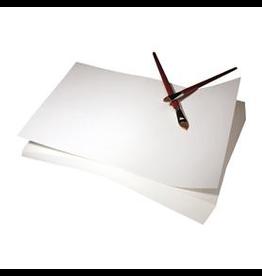 Mercurius Heavy painting paper white 200grs 50x35cm 100pk