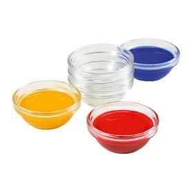 Mercurius Paint jar without lid - 6pcs